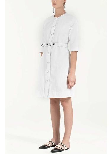 Societa Elbise Beyaz